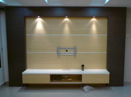 Tv cabinet for terrace house for Terrace house tv
